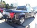 Ford F150 Platinum SuperCrew 4x4 Shadow Black photo #3