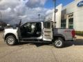 Ford F250 Super Duty XLT SuperCab 4x4 Iconic Silver photo #8