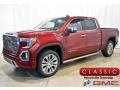 GMC Sierra 1500 Denali Crew Cab 4WD Cayenne Red Tintcoat photo #1