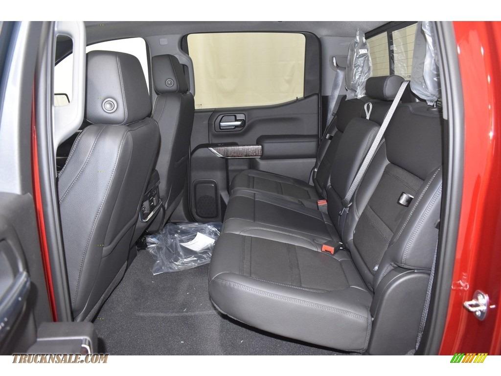 2021 Sierra 1500 Denali Crew Cab 4WD - Cayenne Red Tintcoat / Jet Black photo #8