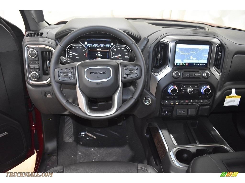 2021 Sierra 1500 Denali Crew Cab 4WD - Cayenne Red Tintcoat / Jet Black photo #10