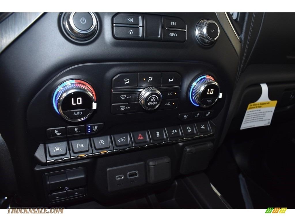 2021 Sierra 1500 Denali Crew Cab 4WD - Onyx Black / Jet Black photo #14
