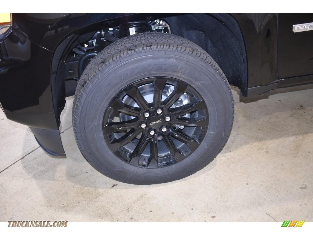 2021 Canyon Elevation Crew Cab 4WD - Onyx Black / Jet Black photo #5