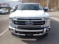 Ford F350 Super Duty Lariat Crew Cab 4x4 Oxford White photo #4