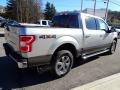 Ford F150 XLT SuperCrew 4x4 Iconic Silver photo #5