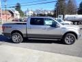 Ford F150 XLT SuperCrew 4x4 Iconic Silver photo #6