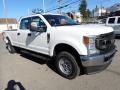 Ford F250 Super Duty XL Crew Cab 4x4 Oxford White photo #8