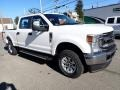 Ford F250 Super Duty XLT Crew Cab 4x4 Oxford White photo #8