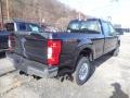 Ford F250 Super Duty XL Crew Cab 4x4 Agate Black photo #2