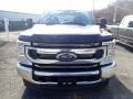 Ford F250 Super Duty XL Crew Cab 4x4 Agate Black photo #4