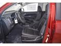 GMC Canyon AT4 Crew Cab 4WD Cayenne Red Tintcoat photo #6