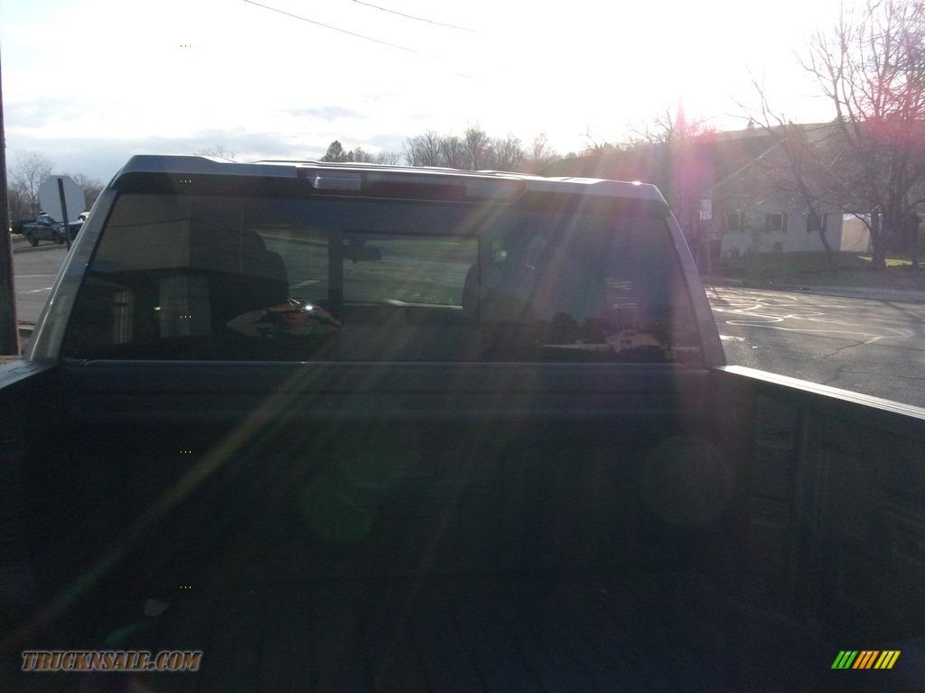 2021 Silverado 1500 RST Crew Cab 4x4 - Satin Steel Metallic / Jet Black photo #9