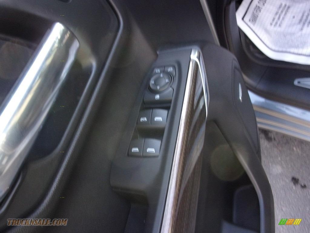 2021 Silverado 1500 RST Double Cab 4x4 - Satin Steel Metallic / Jet Black photo #17