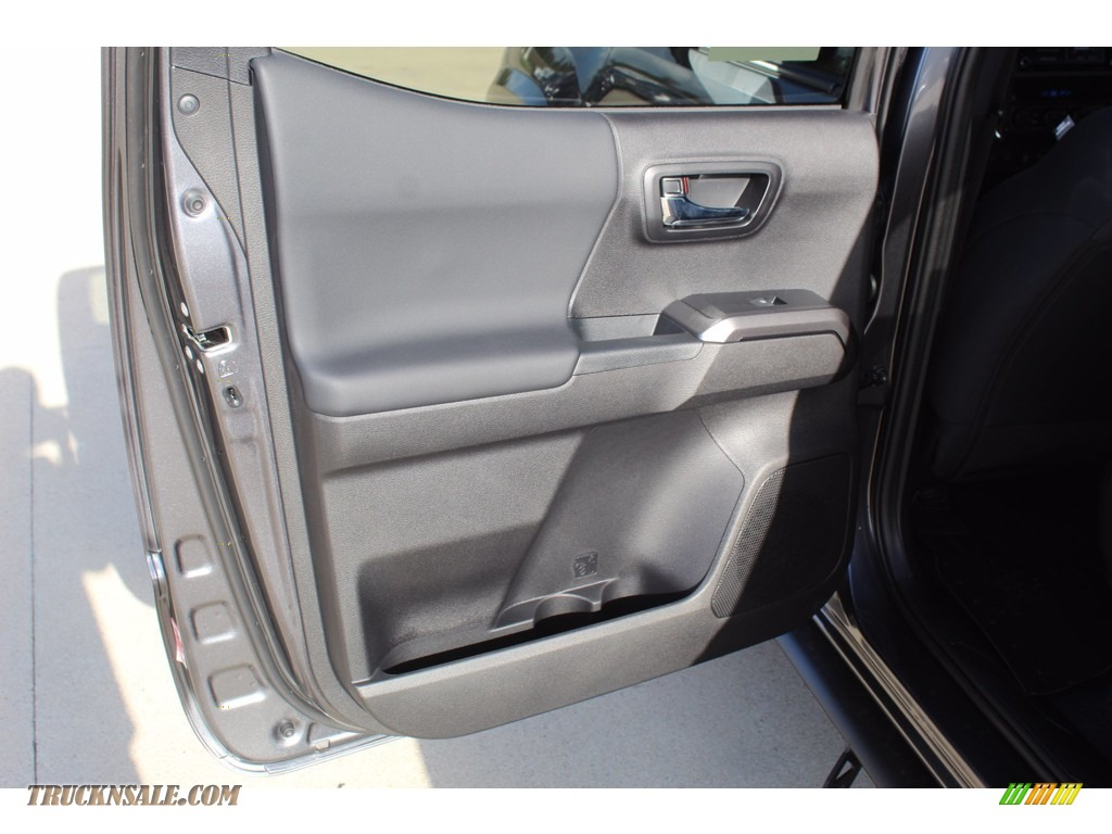 2021 Tacoma TRD Sport Double Cab - Magnetic Gray Metallic / Cement photo #19