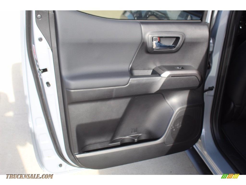 2021 Tacoma TRD Sport Double Cab 4x4 - Cement / Black/Gun Metal photo #19