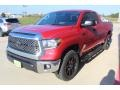 Toyota Tundra SR5 Double Cab 4x4 Barcelona Red Metallic photo #4