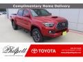 Toyota Tacoma TRD Sport Double Cab Barcelona Red Metallic photo #1
