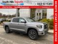 Toyota Tundra 1794 CrewMax 4x4 Silver Sky Metallic photo #1