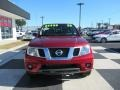 Nissan Frontier SV Crew Cab 4x4 Cayenne Red Metallic photo #2