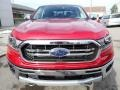 Ford Ranger Lariat SuperCrew 4x4 Rapid Red Metallic photo #8
