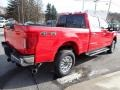 Ford F250 Super Duty XLT Crew Cab 4x4 Race Red photo #5