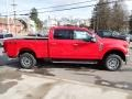 Ford F250 Super Duty XLT Crew Cab 4x4 Race Red photo #6