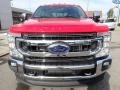 Ford F250 Super Duty XLT Crew Cab 4x4 Race Red photo #8
