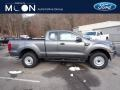 Ford Ranger XL SuperCab 4x4 Carbonized Gray Metallic photo #1