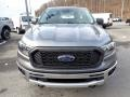 Ford Ranger XL SuperCab 4x4 Carbonized Gray Metallic photo #4