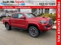 Toyota Tacoma TRD Sport Double Cab 4x4 Barcelona Red Metallic photo #1