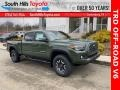 Toyota Tacoma TRD Off Road Double Cab 4x4 Army Green photo #1
