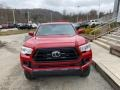 Toyota Tacoma SR Double Cab 4x4 Barcelona Red Metallic photo #11