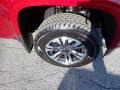 Chevrolet Colorado Z71 Crew Cab 4x4 Cherry Red Tintcoat photo #2