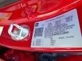 Chevrolet Colorado Z71 Crew Cab 4x4 Cherry Red Tintcoat photo #14