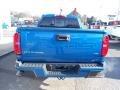 Chevrolet Colorado LT Crew Cab 4x4 Bright Blue Metallic photo #5