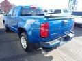 Chevrolet Colorado LT Crew Cab 4x4 Bright Blue Metallic photo #6