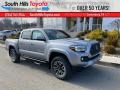 Toyota Tacoma TRD Sport Double Cab 4x4 Silver Sky Metallic photo #1