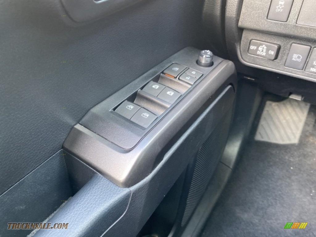 2021 Tacoma TRD Sport Double Cab 4x4 - Silver Sky Metallic / TRD Cement/Black photo #19