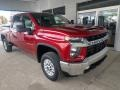 Chevrolet Silverado 2500HD LT Crew Cab 4x4 Cherry Red Tintcoat photo #2