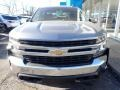 Chevrolet Silverado 1500 LT Crew Cab 4x4 Satin Steel Metallic photo #8