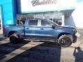 Chevrolet Silverado 1500 LT Trail Boss Crew Cab 4x4 Northsky Blue Metallic photo #2