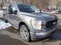 Ford F150 STX SuperCrew 4x4 Carbonized Gray photo #6