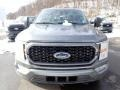 Ford F150 STX SuperCrew 4x4 Carbonized Gray photo #7