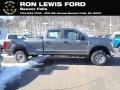 Ford F250 Super Duty XL Crew Cab 4x4 Carbonized Gray photo #1