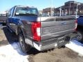 Ford F250 Super Duty XL Crew Cab 4x4 Carbonized Gray photo #4