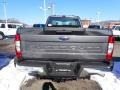 Ford F250 Super Duty XL Crew Cab 4x4 Carbonized Gray photo #5