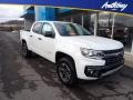 Chevrolet Colorado Z71 Crew Cab 4x4 Summit White photo #1