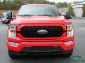 Ford F150 STX SuperCrew 4x4 Race Red photo #8