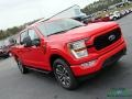 Ford F150 STX SuperCrew 4x4 Race Red photo #27