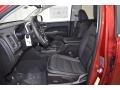 GMC Canyon Denali Crew Cab 4WD Cayenne Red Tintcoat photo #6